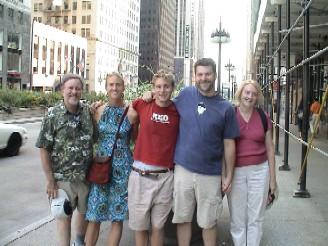 Brian Atkinson - CA Family