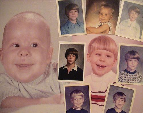 Brian Atkinson - collage