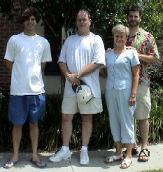 Brian Atkinson - family